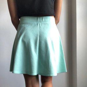 Charlotte Russe Skirts - ⭐️Charlotte Russe Skater Skirt